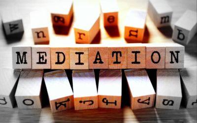 Mediation is niets voor mij!